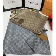 Луксозен шал Gucci