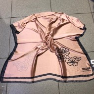 Луксозен дамски шал MOSCHINO
