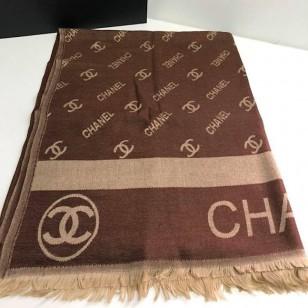 Луксозен шал Chanel  реплика