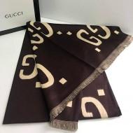 Луксозен шал Gucci  реплика