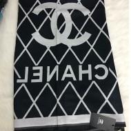 Елегантен дамски шал Chanel
