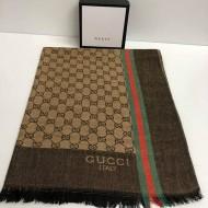 Луксозен дамски шал Gucci