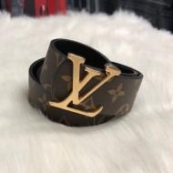 Елегантен дамски колан Louis Vuitton