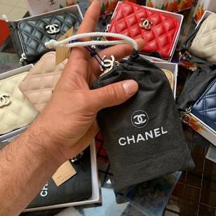 Мини портмоне Chanel  реплика
