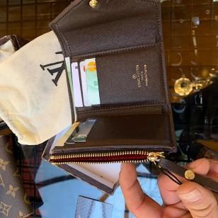 Мини портмоне Louis Vuitton  реплика