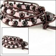 Гривна Pink&Brown