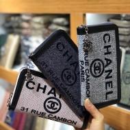 Дамско портмоне Chanel