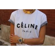 Бутикови тениски Celine Paris
