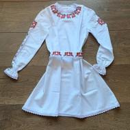 Детска рокля с народни мотиви