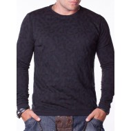 мъжка блуза Man 1978 черна