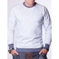 Мъжка блуза Man Top синя