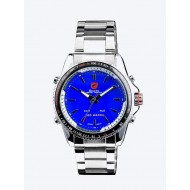 Мъжки часовник Shark 03 LED син