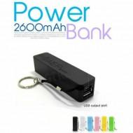 Power Bank  2600 mAh – резервна енергия за Вашия смартфон, Iphone, samsung,IPAD, фотоапарат, GPS