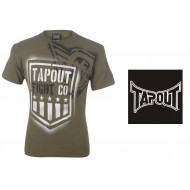 Tapout Branded T Shirt Mens