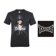 Tapout Mask Tribute T Shirt Mens